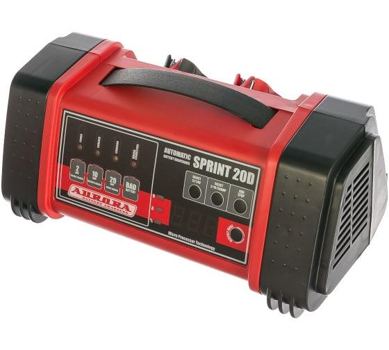 Зарядное устройство Aurora SPRINT 20 D automatic 12/24В 14708 2