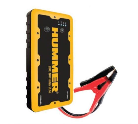 Пусковое устройство + Power Bank + LED фонарь HUMMER Н2 HMR02 1