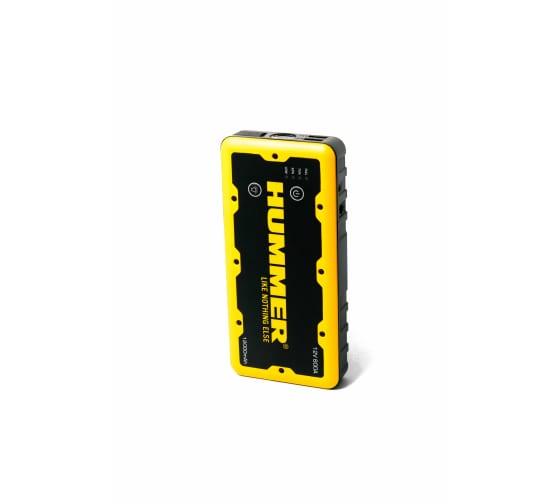 Пусковое устройство + Power Bank + LED фонарь HUMMER Н2 HMR02 2