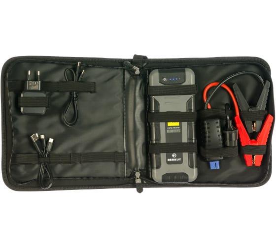 Пуско-зарядное устройство для аккумуляторов BERKUT JSL-20000 1