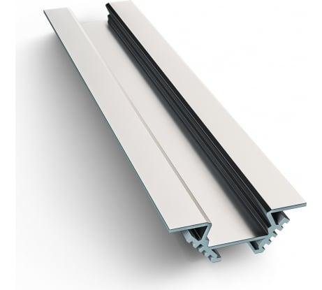 Накладной алюминиевый угловой профиль APEYRON для светодиодной ленты, 08-07-01 в Краснодаре - купить, цены, отзывы, характеристики, фото, инструкция