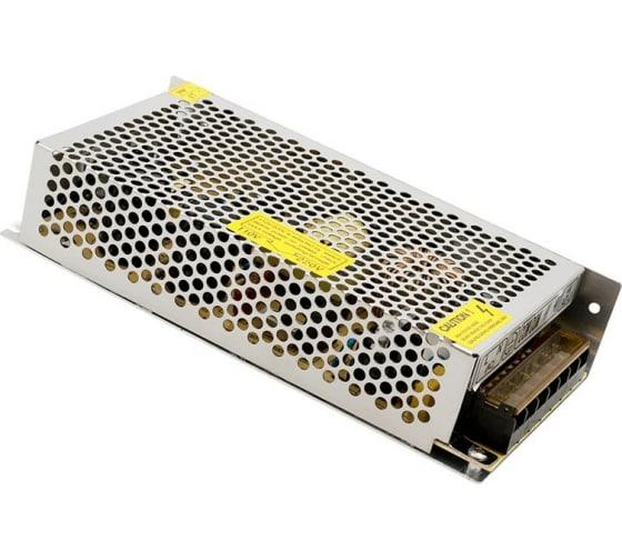 Блок питания сетка SWG 200W, 12V, S-200-12 00000000109 1