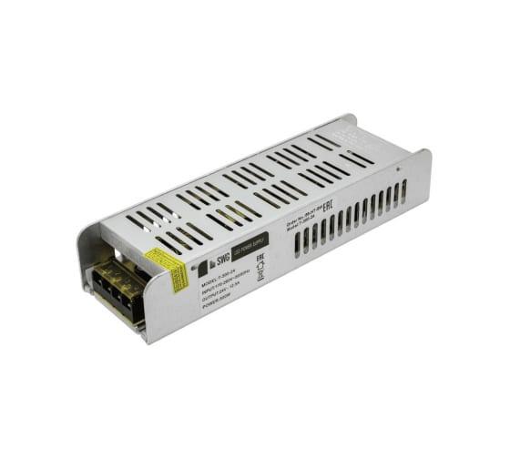 Компактный узкий блок питания SWG, 300W, 24V, T-300-24 00-00002901 2