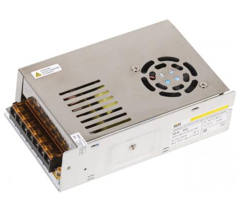 Драйвер IEK LED, ИПСН-PRO, 250Вт, 12В блок-клеммы IP20 LSP1-250-12-20-33-PRO - цена, отзывы, характеристики, фото - купить в Москве и РФ