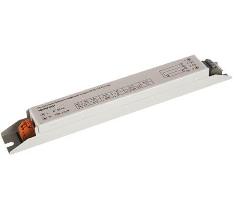 Электронный пускорегулирующий аппарат | дроссель TDM EB-T8-118-EA3 SQ0363-0001 в Санкт-Петербурге купить по низкой цене: отзывы, характеристики, фото, инструкция