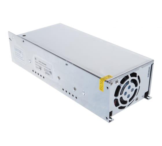 Блок питания LED STRIP PS 400W 12V Gauss 202003400 2