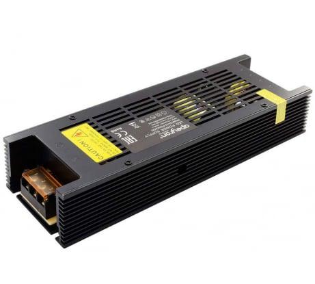 Блок питания Apeyron слим 12В, 240Вт, IP20, 20А, черный, 227х53,5х39 мм 03-32 - цена, отзывы, характеристики, фото - купить в Москве и РФ