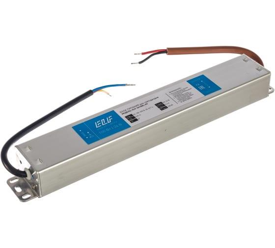 Герметичный компактный блок питания ELF 24В, 100Вт, IP67 24100С-HY 4