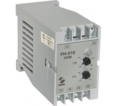 Фото реле контроля напряжения Реле и Автоматика РН-01Е 220В 50Гц A8223-77135938
