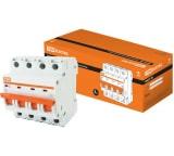 Автоматический выключатель TDM ВА47-29 4Р 40А 4.5кА С SQ0206-0129