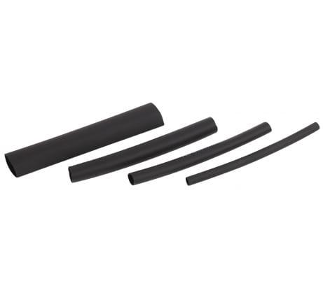 Термоусаживаемая трубка ЭРА ТТКнг 3:1, клеевая, 3, 6, 9, 12, черная, по 2 штуки, 10см, 500/7000 Б0045219 в Новороссийске купить по низкой цене: отзывы, характеристики, фото, инструкция