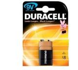 Батарейки Duracell Крона 1шт LR MN1604/6LR61 116527