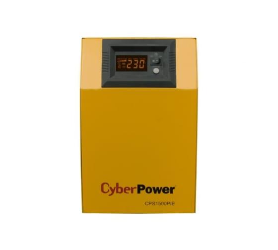 Источник бесперебойного питания CYBERPOWER CPS 1500 PIE 2
