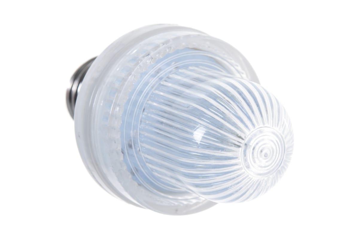 Лампа-строб FERON 2W 230V E27 6400K LB-377 25929