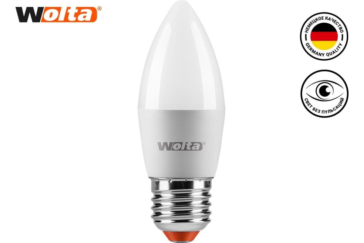 Лампа WOLTA LED 25SC7.5E27