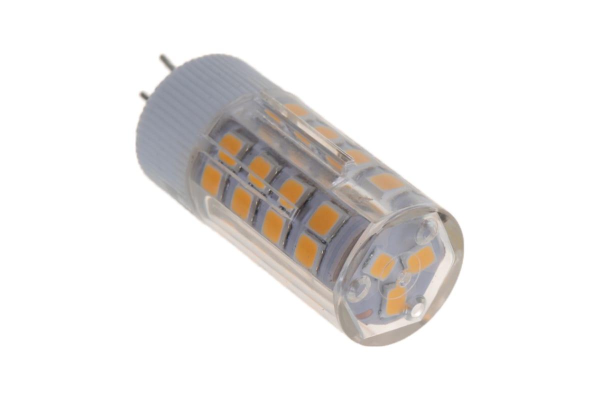 Светодиодная лампаIN HOME LED-JC-VC 5Вт12ВG4 3000К450Лм 4690612019840