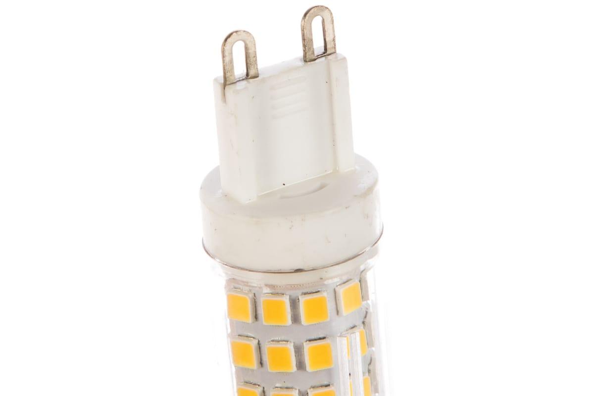 Светодиодная лампа IN HOME LED-JCD-VC 9Вт 230В G9 4000К 810Лм 4690612019932