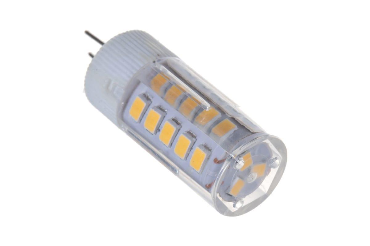 Лампа ASD сд LED-JC-std 3Вт 12В G4 4000К 270Лм 4690612004648
