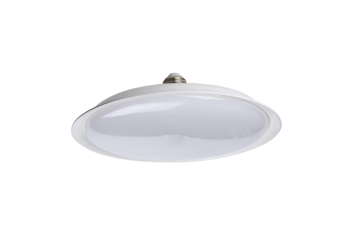 Светодиодная лампа Uniel Форма UFO матовая LED-U220-40W/3000K/E27/FR PLU01WH UL-00004573