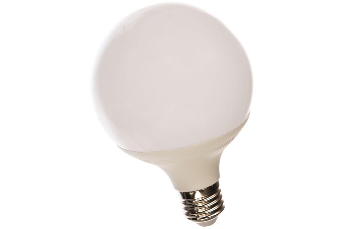 Светодиодная лампа Volpe. Форма шар матовая. Серия Norma LED-G95-16W/3000K/E27/FR/NR UL-00004873