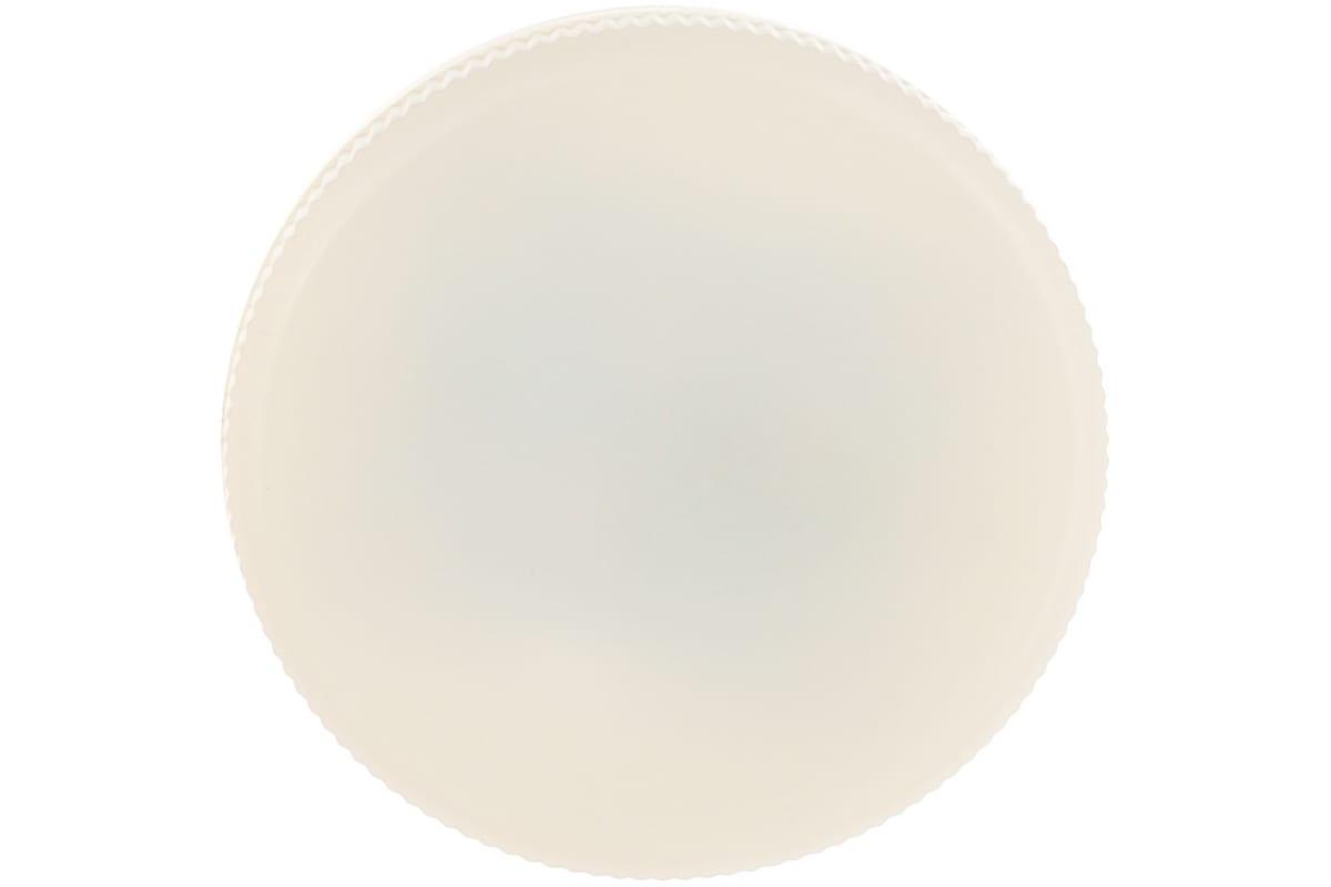 Светодиодная лампа ЭРА ECO LED GX-45W-827-GX53 таблетка 45Вт GX53 Б0036537
