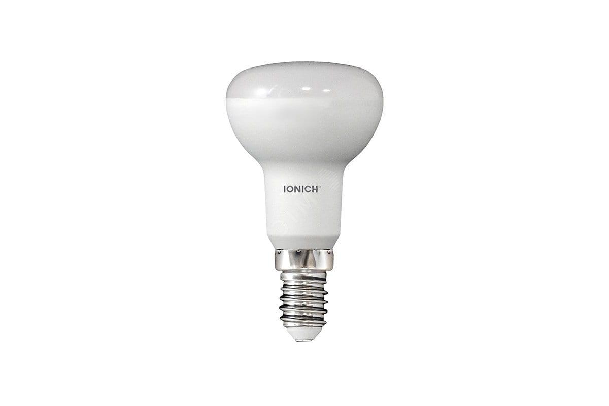 Светодиодная лампа IONICH акцентное освещение ILED-SMD2835-R50-6-540-230-4-E14 0169 1527