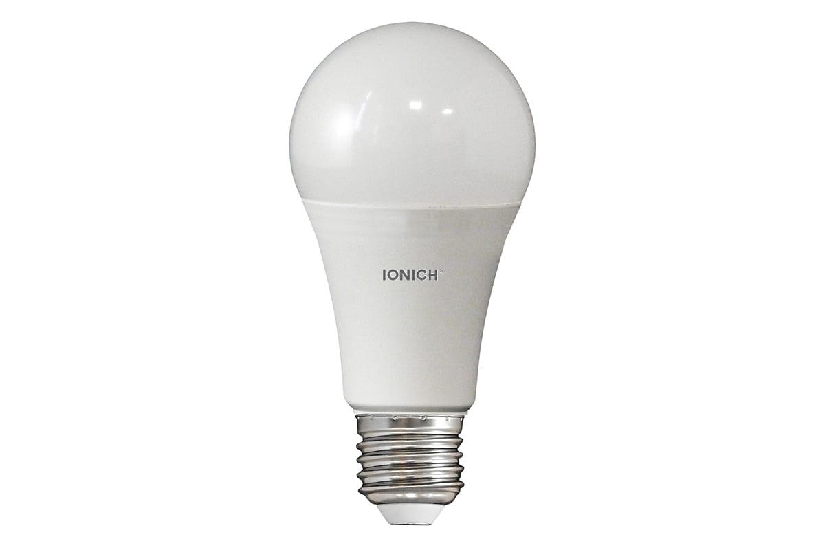 Светодиодная лампа IONICH общего назначения ILED-SMD2835-A60-11-990-230-2.7-E27 1096 1614