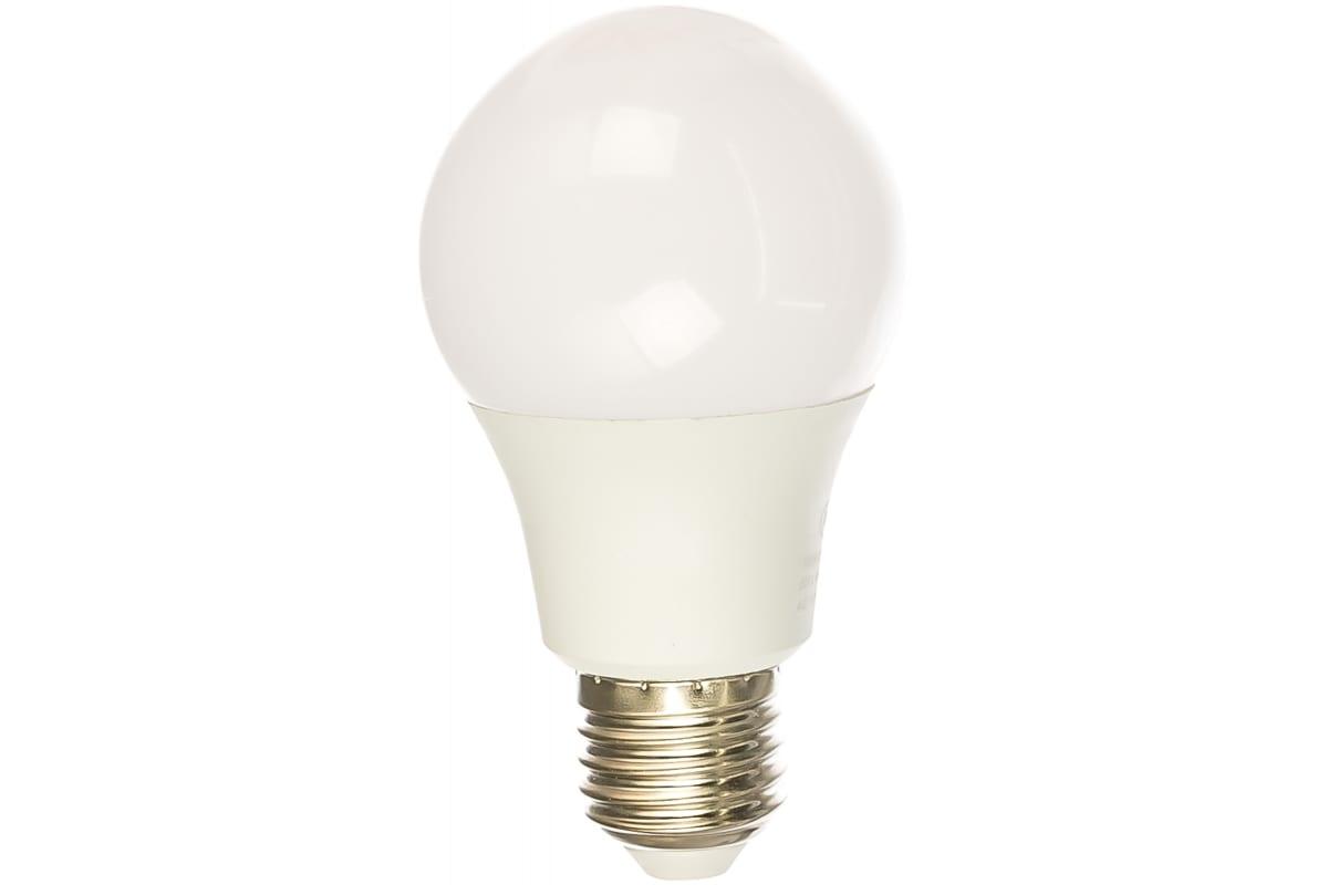 Светодиодная лампа IONICH общего назначения ILED-SMD2835-A60-11-990-230-6.5-E27 1125 1559