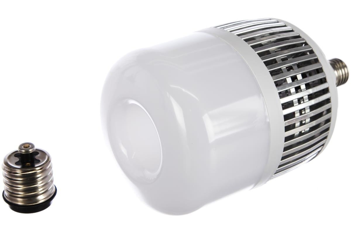 Светодиодная лампа IONICH высокой мощности ILED-SMD2835-Т135-80-6800-220-65-Е27/E40 1142 1113