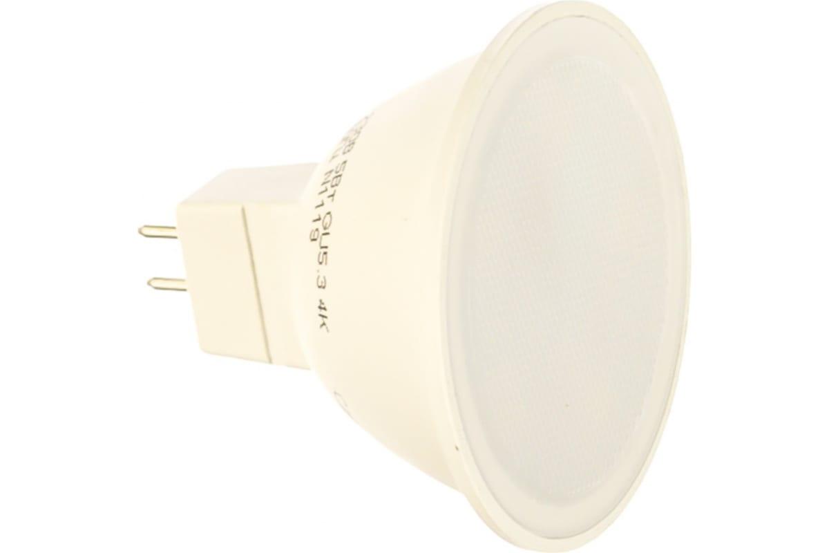 Светодиодная лампа NAVIGATOR 94 129 NLL-MR16-5-230-4K-GU5.3 5Вт 4000К белый 170-260В 94129 209674