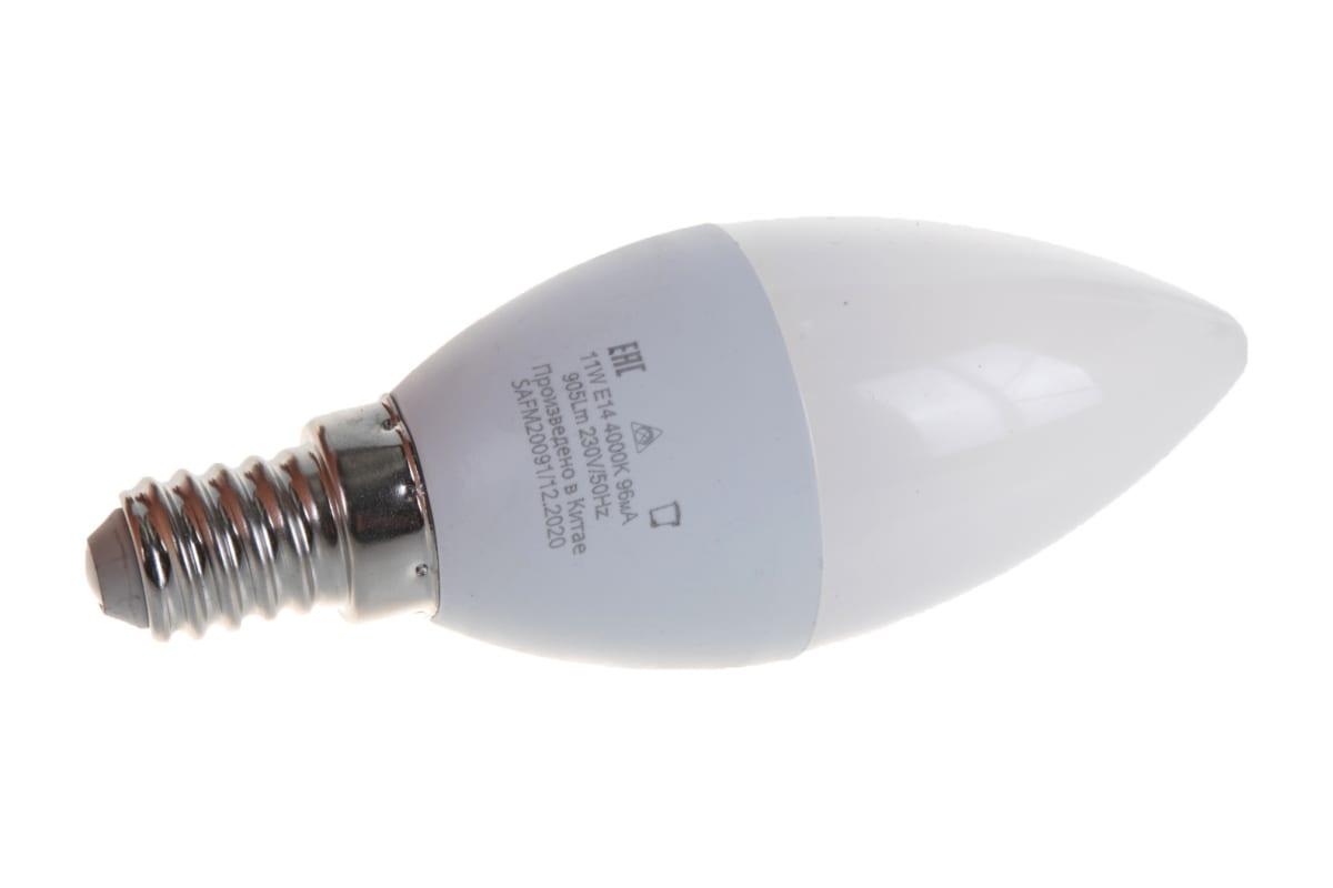 Светодиодная лампа SAFFIT 11W 230V E14 4000K SBC3711 55133