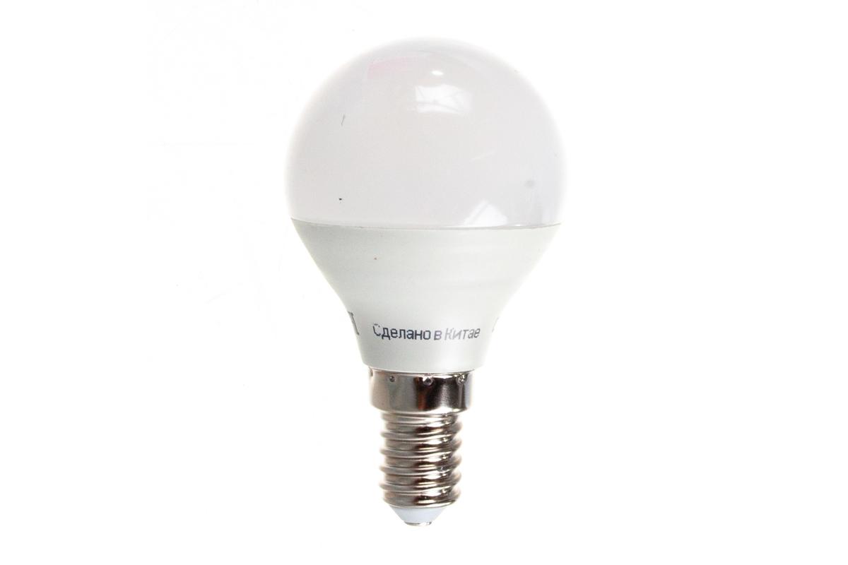 Лампа ОНЛАЙТ OLL-G45-8-230-4K-E14 71625