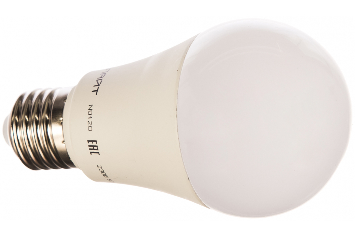 Лампа ОНЛАЙТ OLL-A60-20-230-6.5K-E27 61159