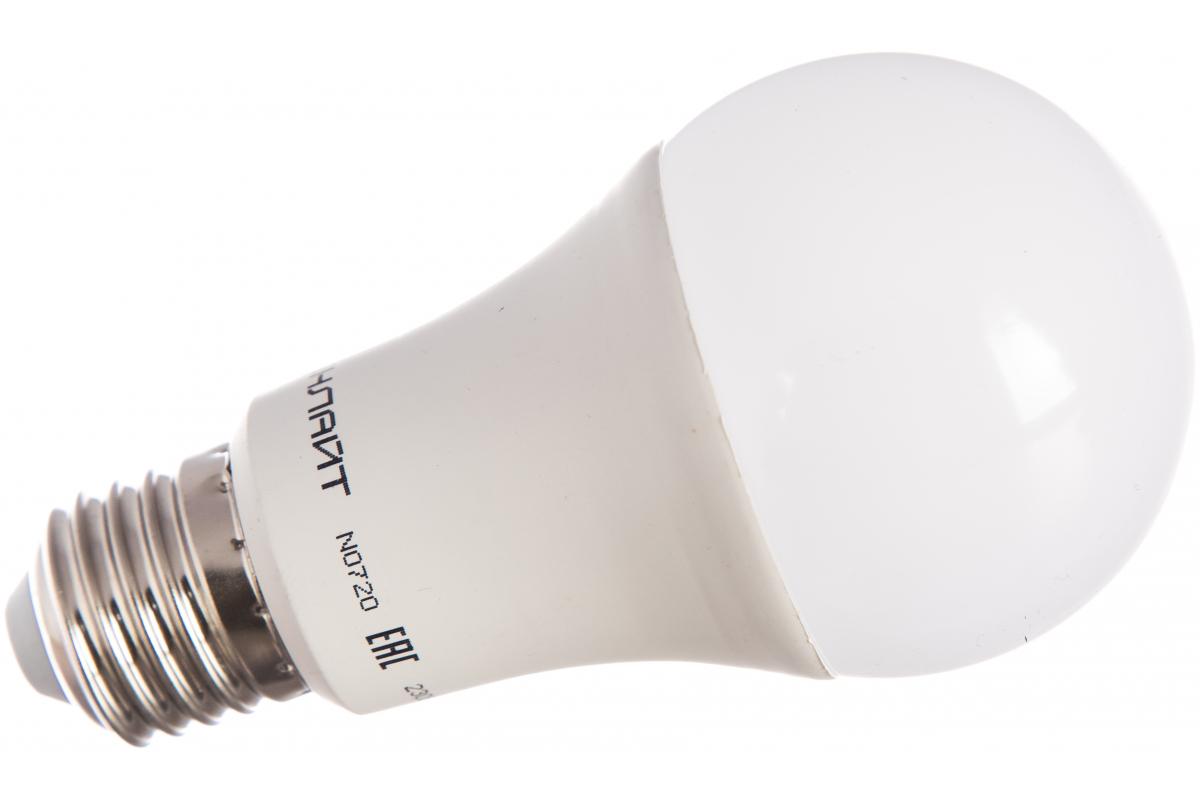 Лампа ОНЛАЙТ OLL-A60-20-230-4K-E27 61158