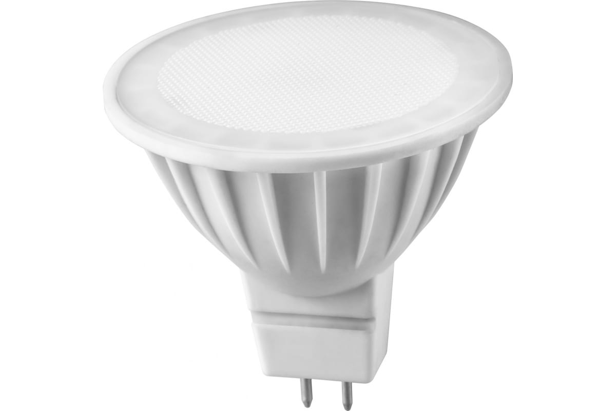 Лампа ОНЛАЙТ OLL-MR16-5-230-3K-GU5.3 71637