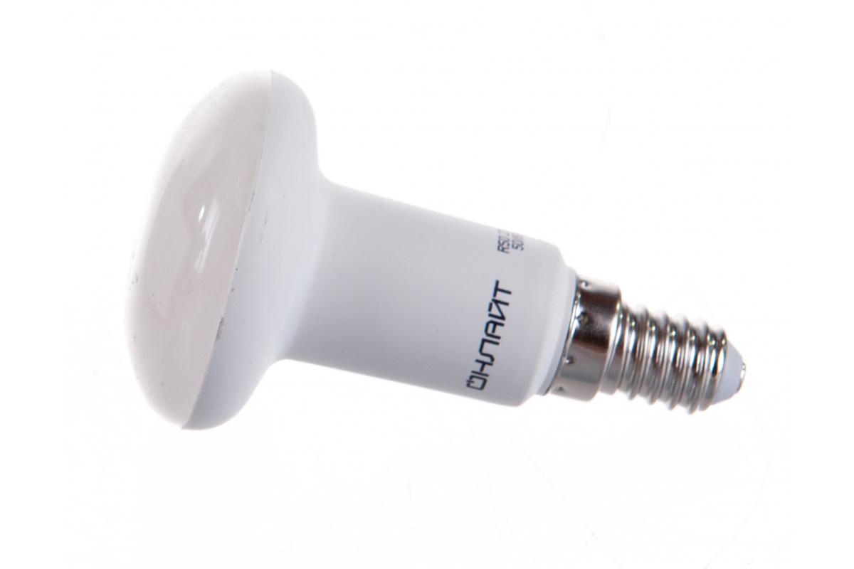 Лампа ОНЛАЙТ OLL-R50-5-230-2.7K-E14 71651