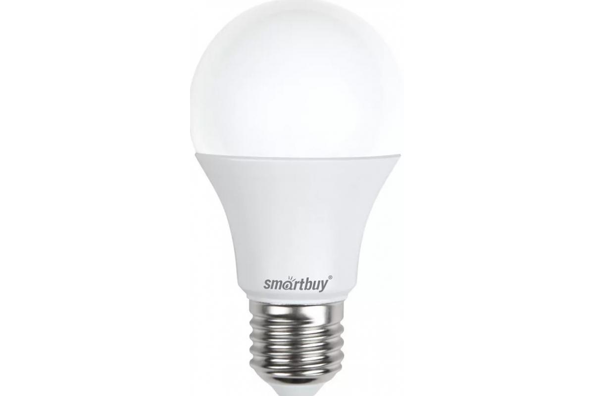 Светодиодная лампа Smartbuy LED A6015W/4000/E27 SBL-A60-15-40K-E27
