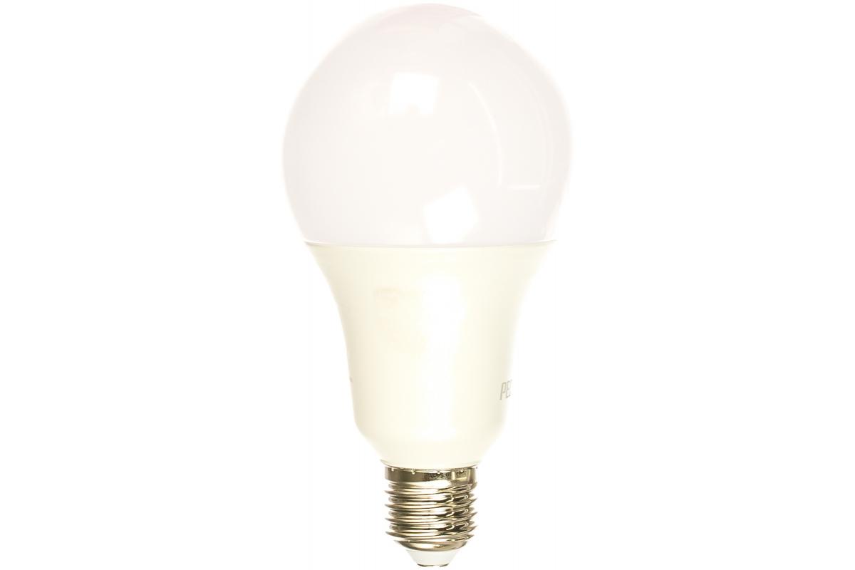 Светодиодная лампа Ресанта LL-R-A80-20W-230-3K-E27 (груша 20Вт тепл. Е27) 76/1/21