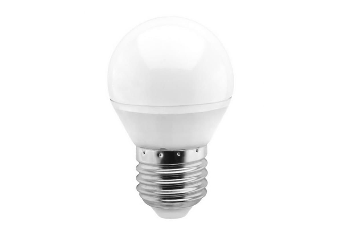 Светодиодная Smartbuy LED Лампа G45-07W/3000/E27 SBL-G45-07-30K-E27