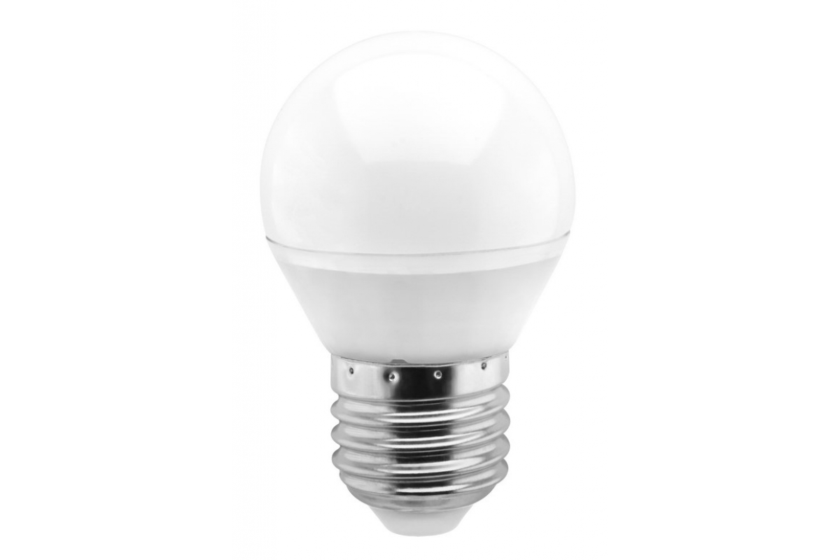 Светодиодная лампа Smartbuy LED G45-05W/4000/E27 SBL-G45-05-40K-E27