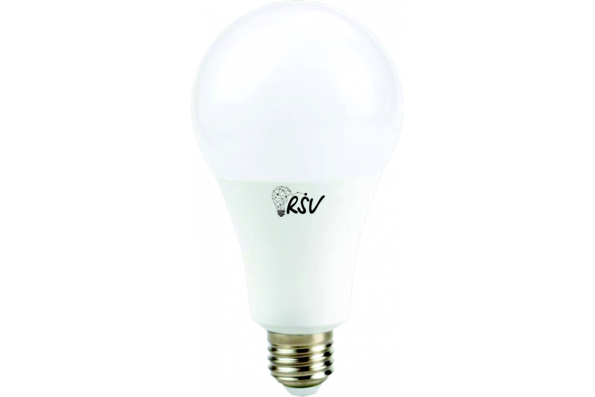 Светодиодная лампа RSV RSV-A60-20W-6500K-E27 P