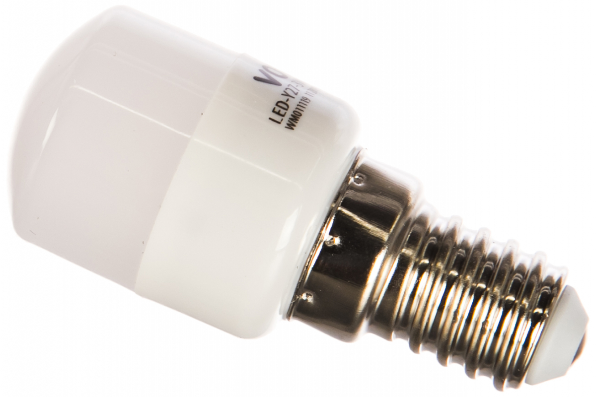 Светодиодная лампа для холодильников Volpe Матовая колба LED-Y27-3W/WW/E14/FR/Z UL-00000178