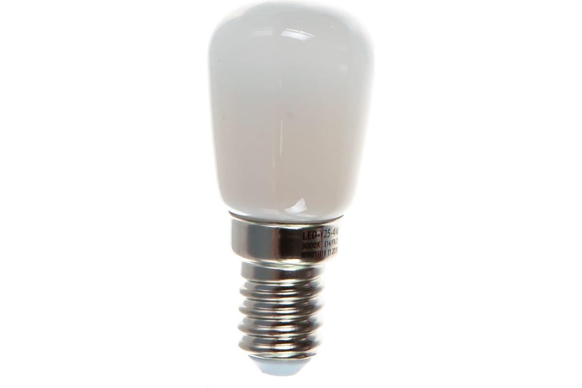 Светодиодная лампа для холодильников Volpe LED-Y25-4W/3000K/E14/FR/Z UL-00006501