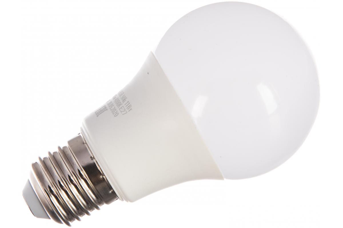 Светодиодная лампа Фарлайт А60 11Вт 4000К Е27 FAR000004
