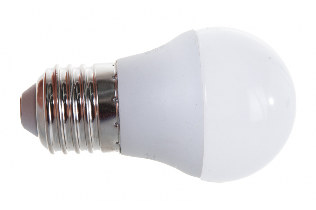 Светодиодная лампа Фарлайт G45 10Вт 6500К Е27 FAR000074