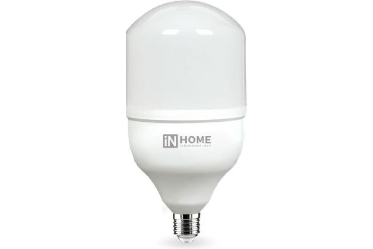 Светодиодная лампа IN HOME LED-HP-PRO 30Вт 230В Е27 4000К 2700Лм 4690612031071