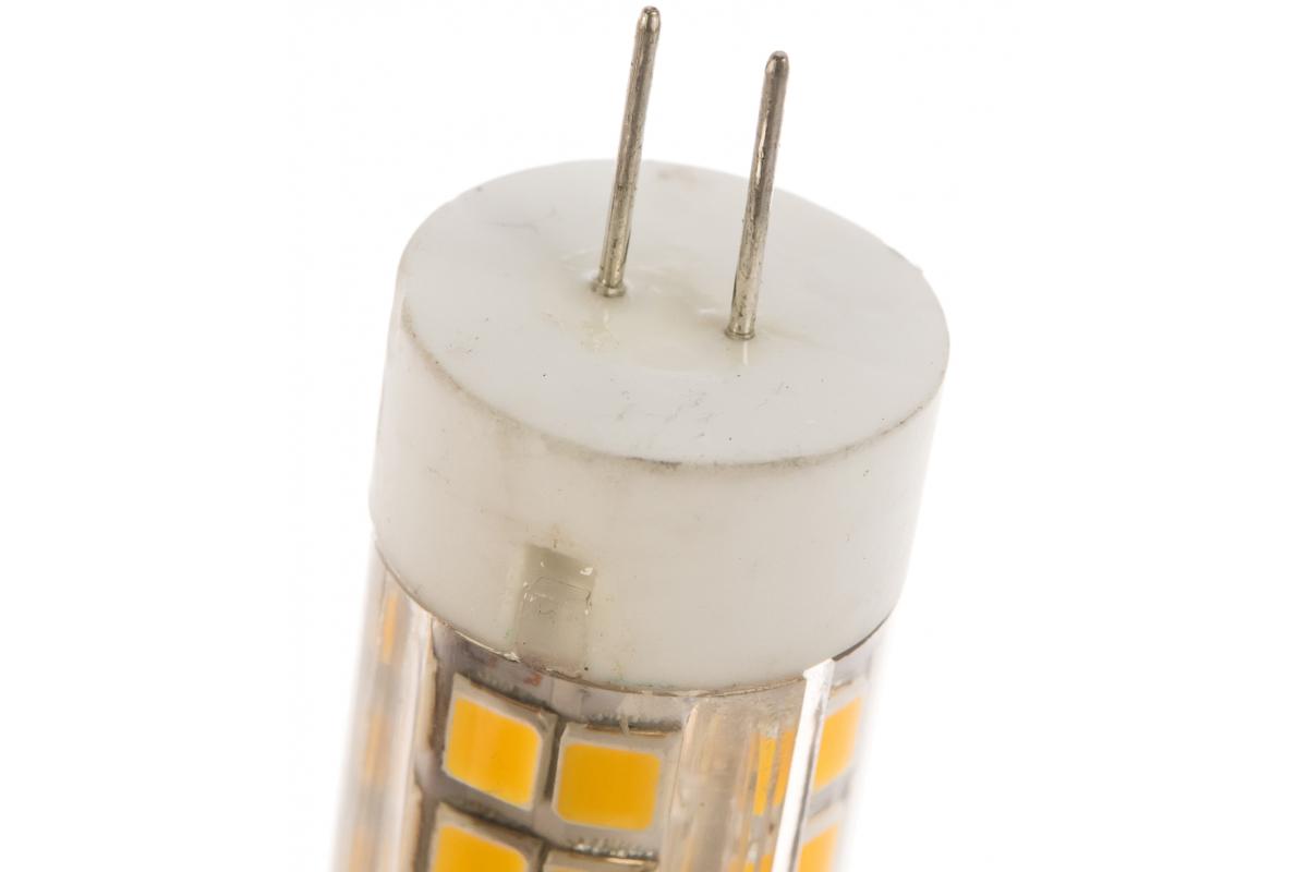 Светодиодная лампа IN HOME LED-JCD-VC 6Вт 230В G4 3000К 540Лм 4690612028590