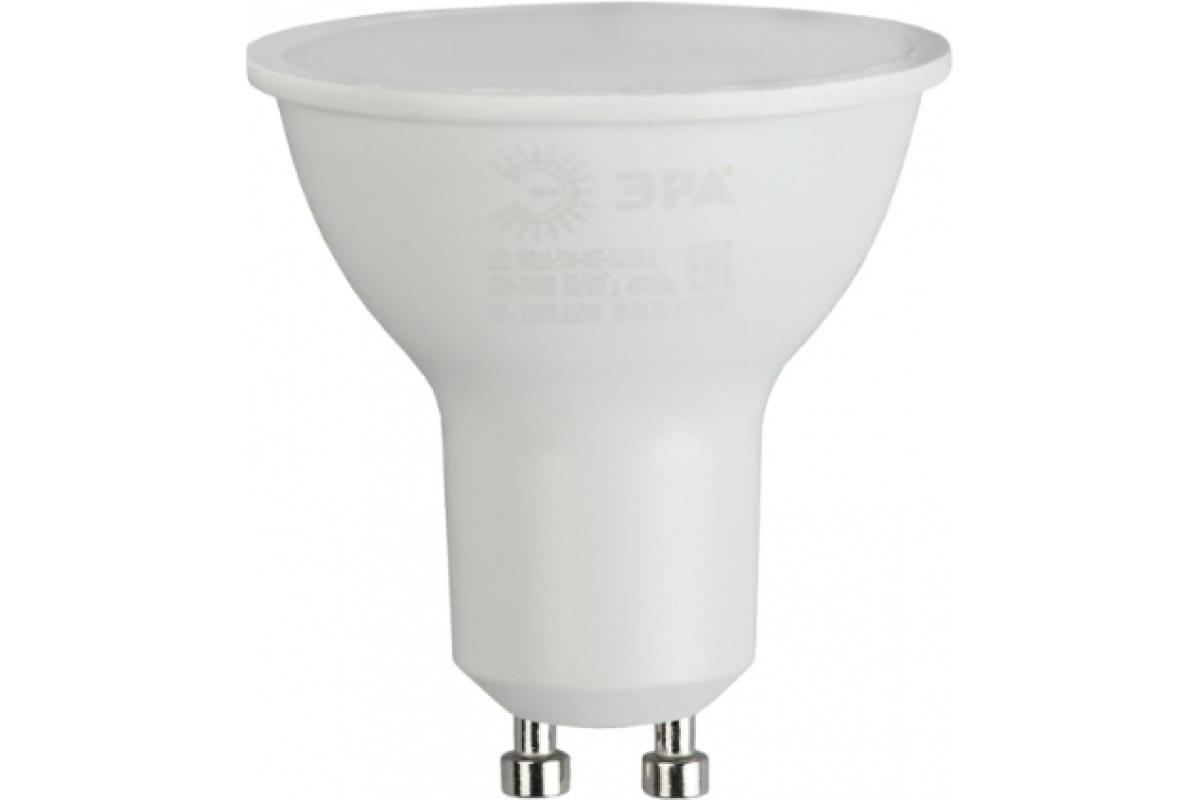 Светодиодная лампа ЭРА LED MR1611W865GU10 R софитная 11Вт холодный GU10 Б0045346