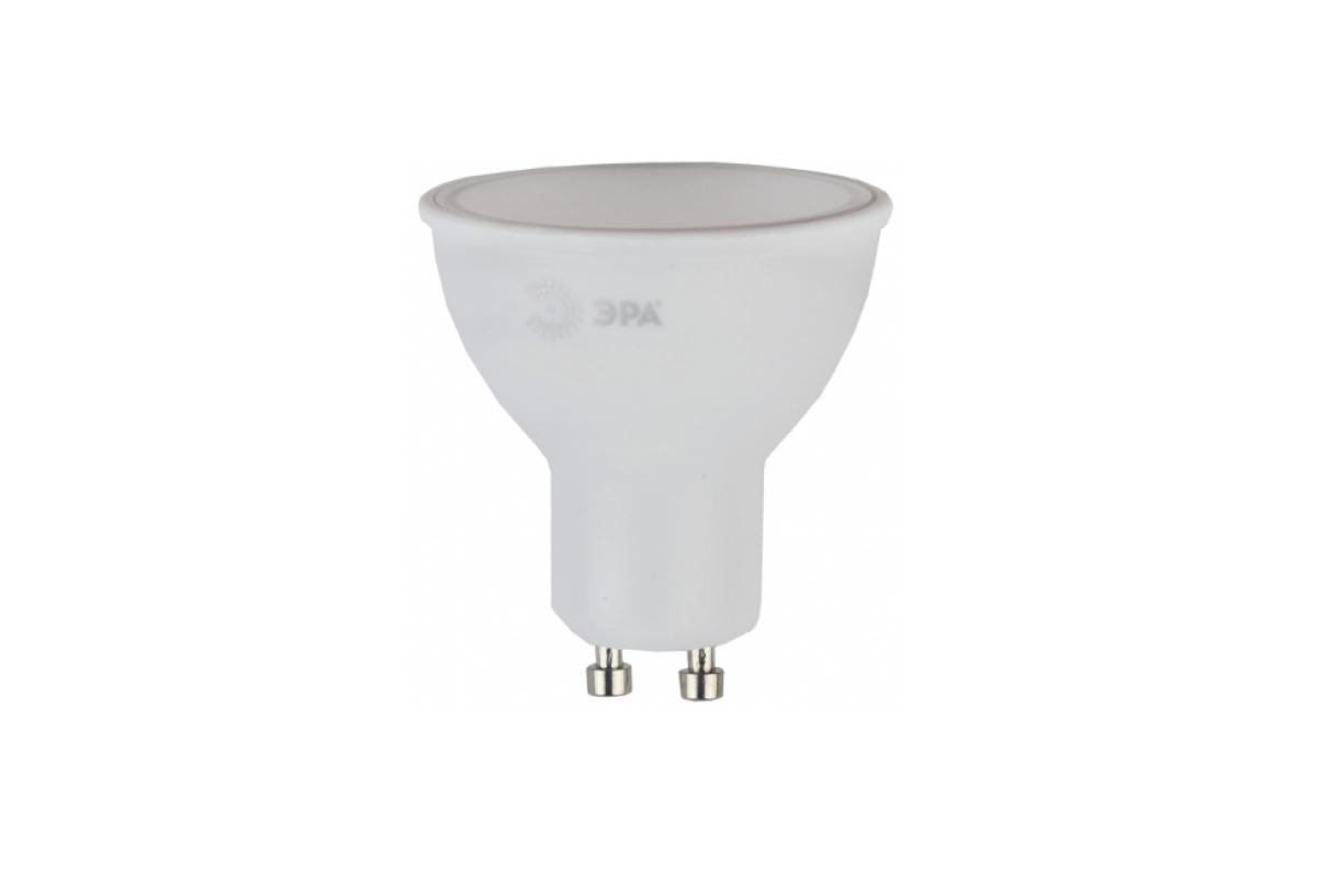 Светодиодная лампа ЭРА ECO LED MR16-7W-827-GU10 софитная 7 Вт теплый GU10 Б0040874