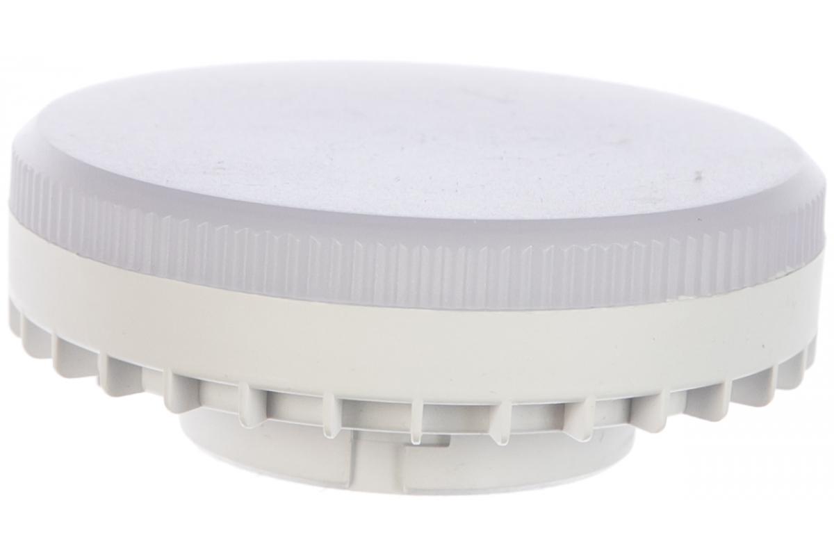 Светодиодная лампа Ecola Light GX53 LED 115W Tablet 220V 2800K 27x75 матовое стекло /композит/ 30000h T5PW11ELC